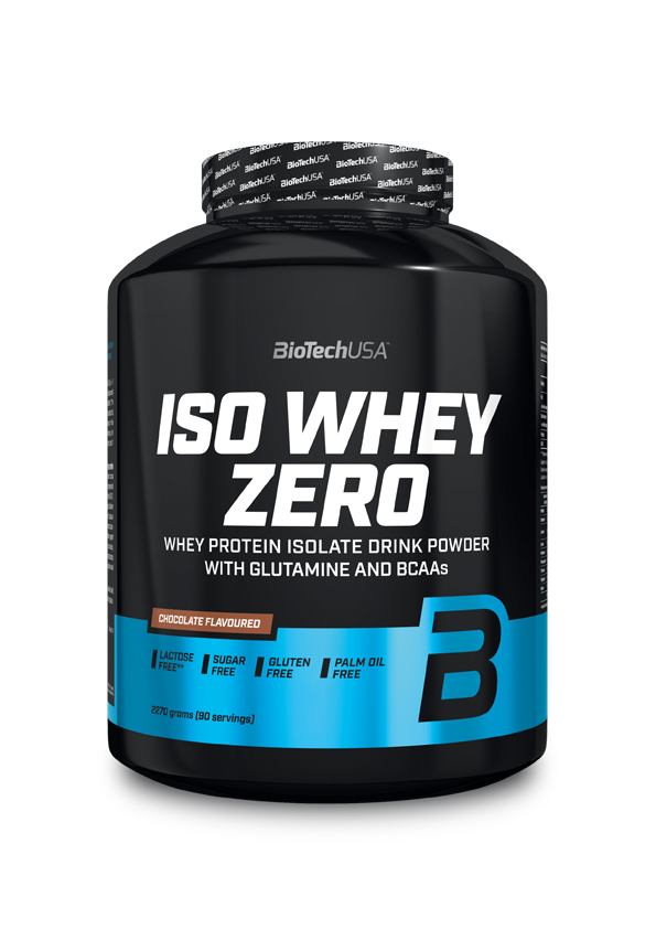BioTech USA Iso Whey Zero 2,27 kg