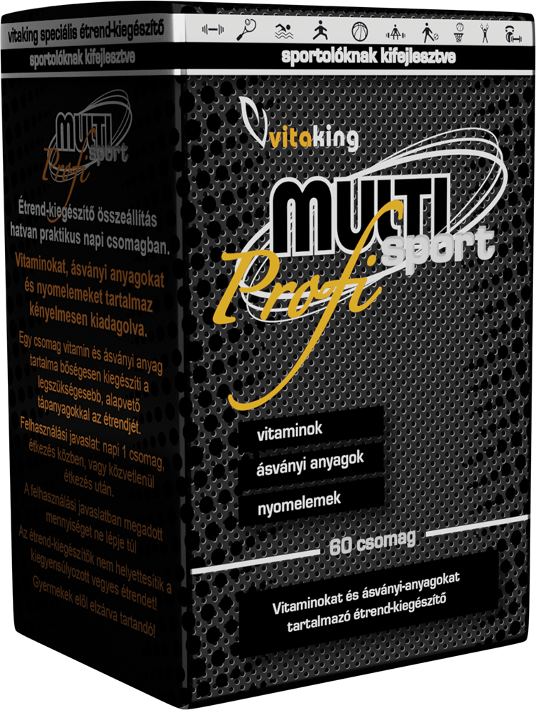 VitaKing Multi Sport Professional 60 pak.