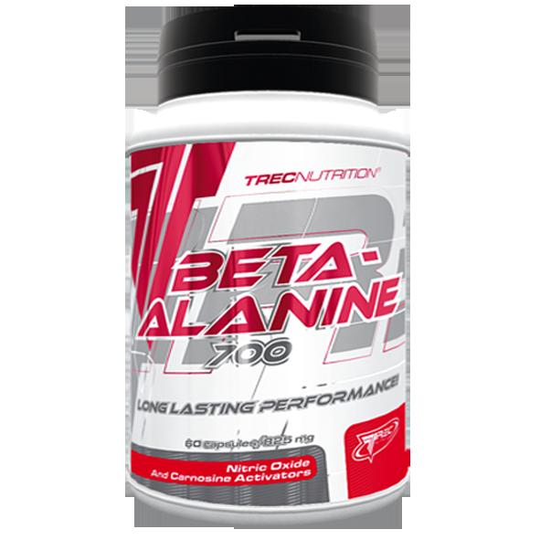 Trec Nutrition Beta-Alanine 700 60 kap.
