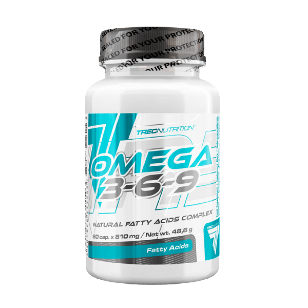 Trec Nutrition Omega 3-6-9 60 kap.