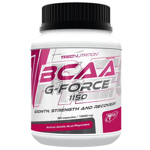 Trec Nutrition BCAA G-Force 1150 90 kap.