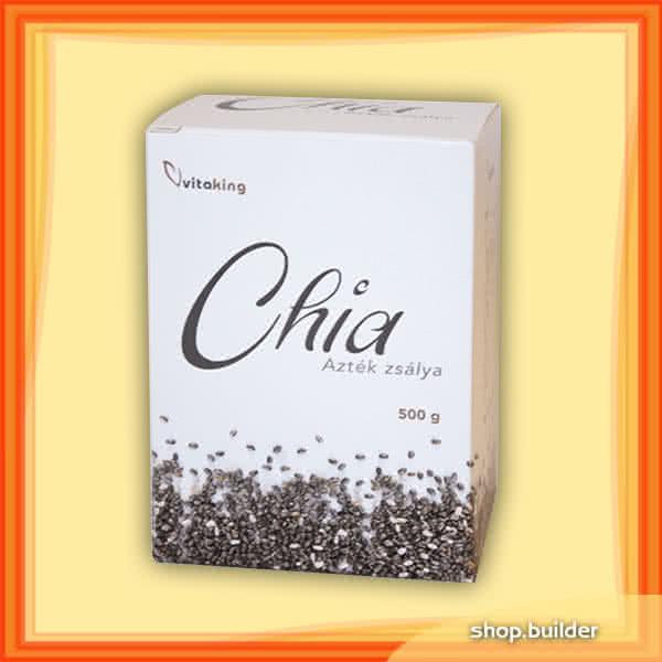 VitaKing Chia semena 0,5 kg