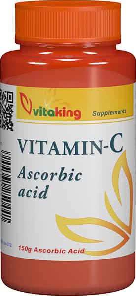 VitaKing Vitamin C (askorbinska kislina) 150 gr.