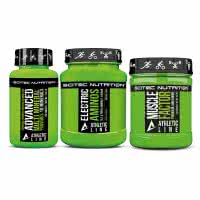 Scitec Nutrition Muscle Factor + Electric Aminos + Advanced Multi Mineral (set)