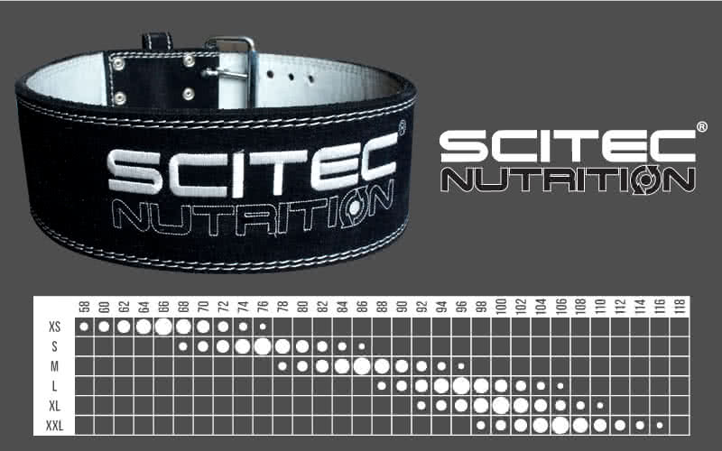 Scitec Nutrition Super Powerlifter pas