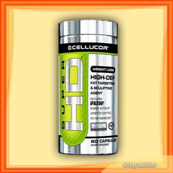 Cellucor Super HD 60 kap.