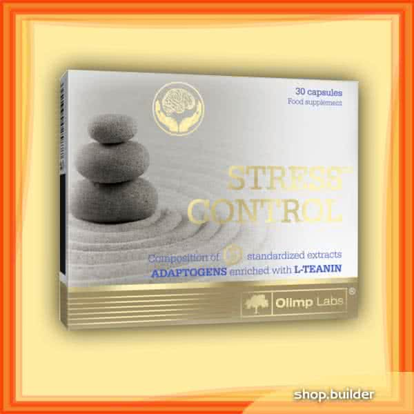 Olimp Sport Nutrition Stress Control 30 kap.