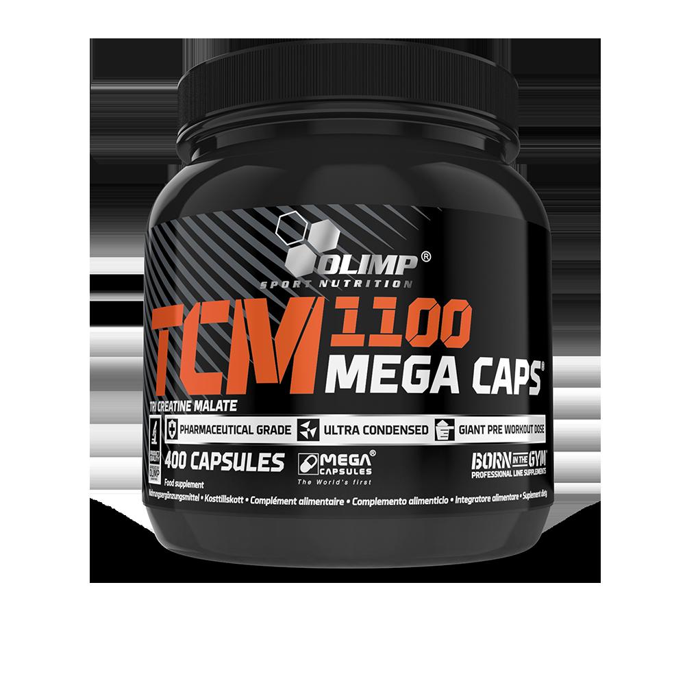 Olimp Sport Nutrition TCM Mega Caps 400 kap.