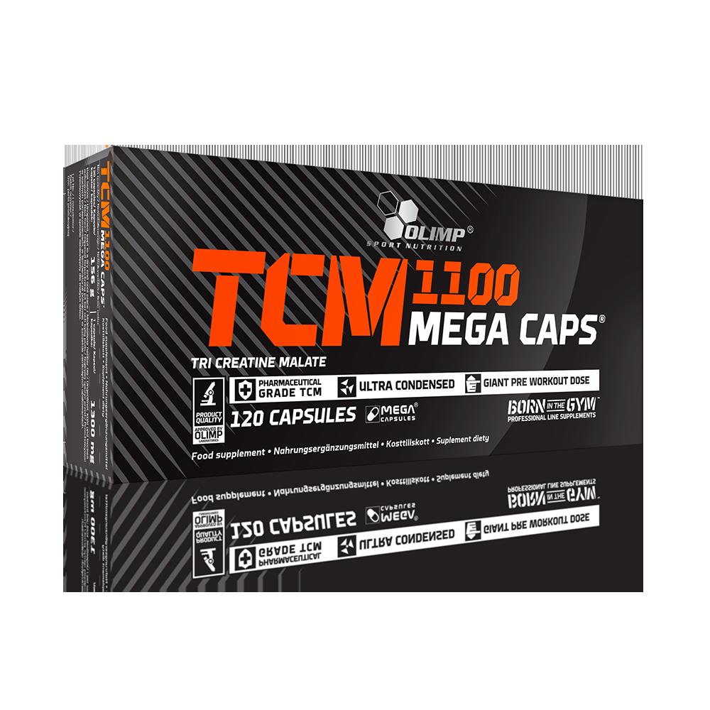 Olimp Sport Nutrition TCM Mega Caps 120 kap.
