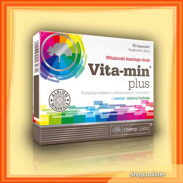 Olimp Sport Nutrition Vita-Min Plus 30 kap.