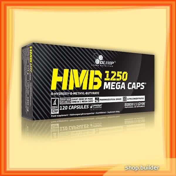 Olimp Sport Nutrition HMB Mega Caps 120 kap.