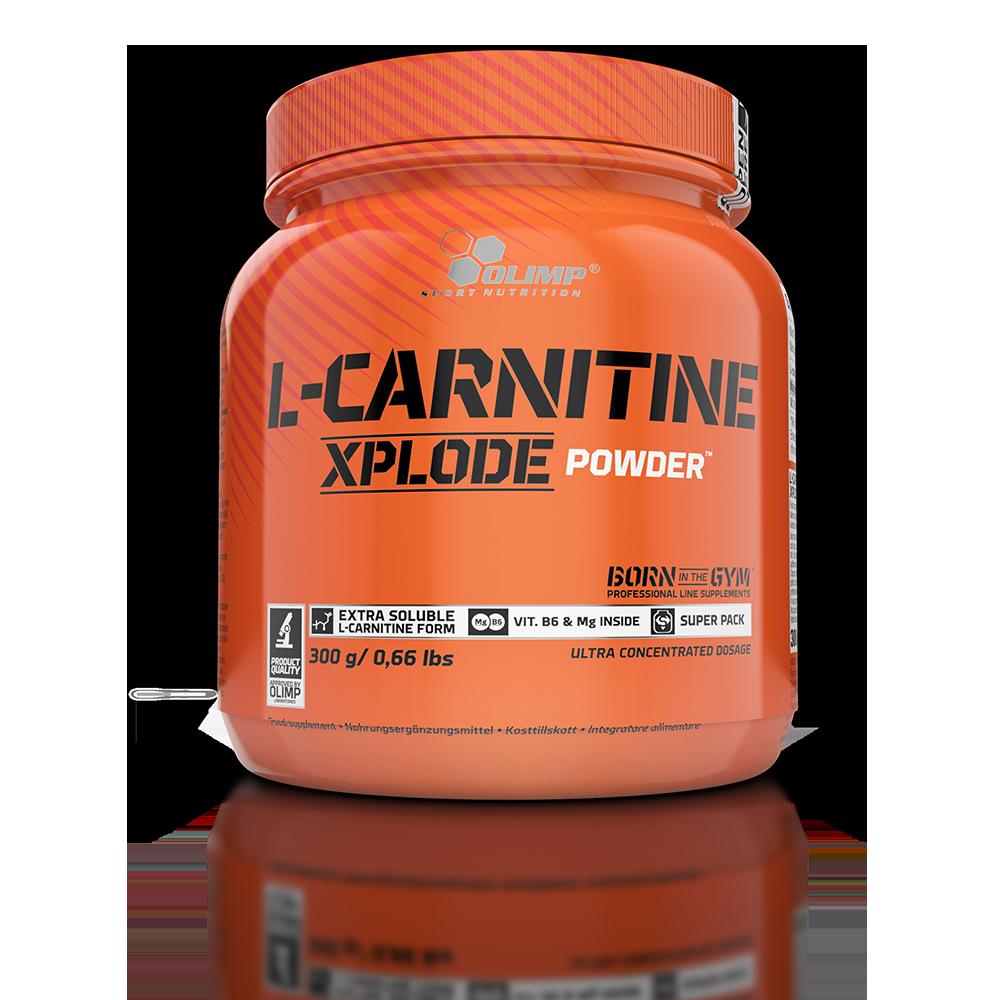 Olimp Sport Nutrition L-Carnitine Xplode 300 gr.