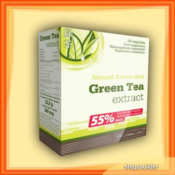 Olimp Sport Nutrition Green Tea Extract 60 kap.