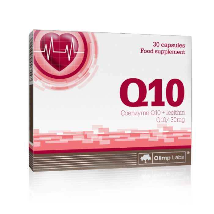 Olimp Sport Nutrition Q10 30 kap.