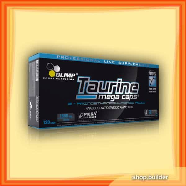 Olimp Sport Nutrition Taurine Mega Caps 120 kap.