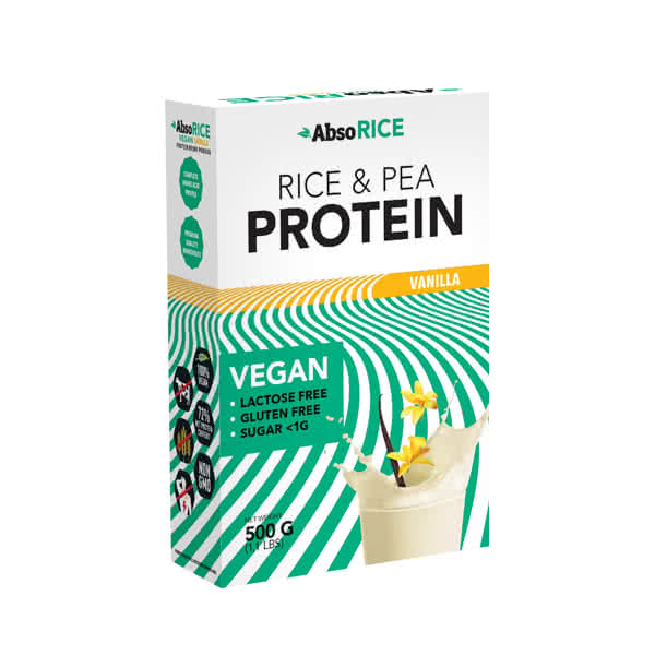 AbsoRice AbsoRice Rice protein 0,5 kg
