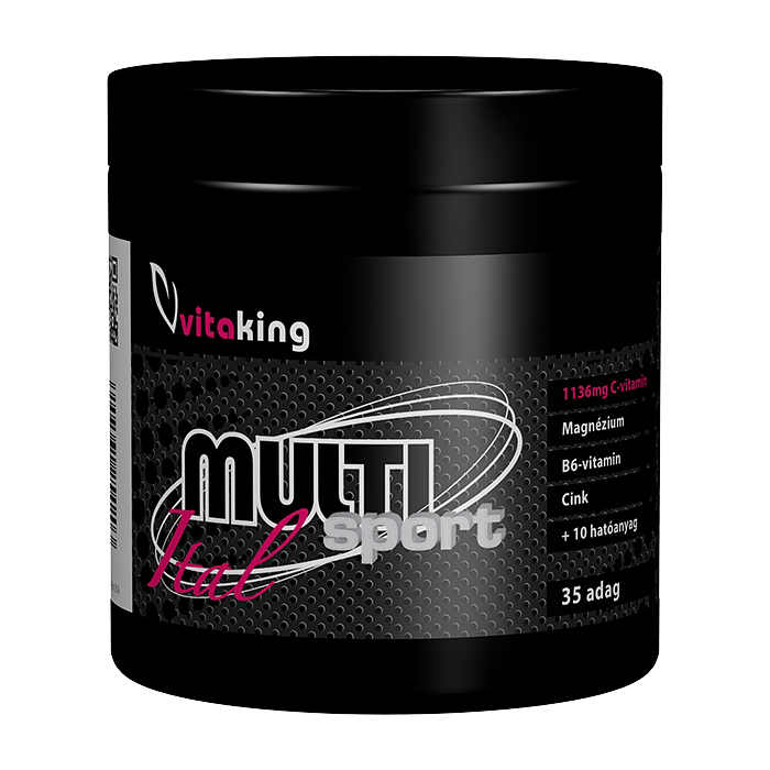 VitaKing Multi Sport Drink 352 gr.