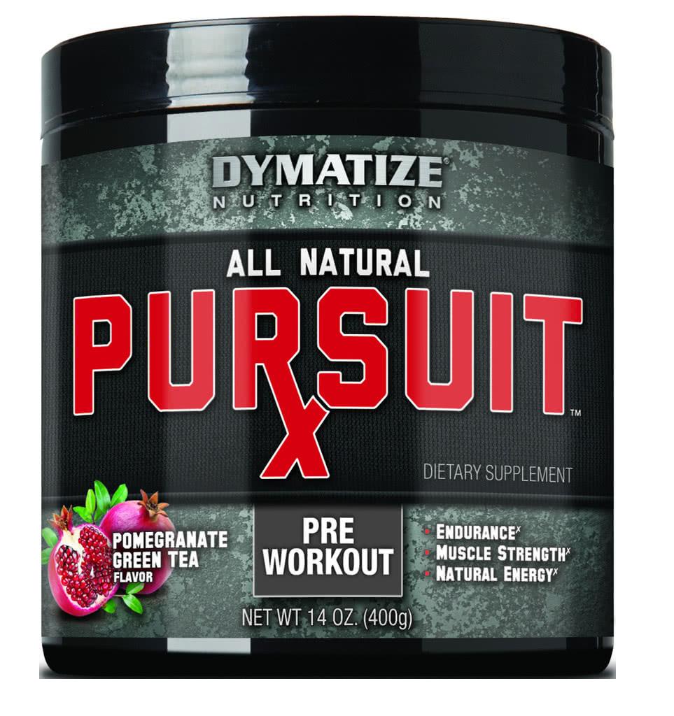 Dymatize Pursuit RX Pre-Workout 400 gr.