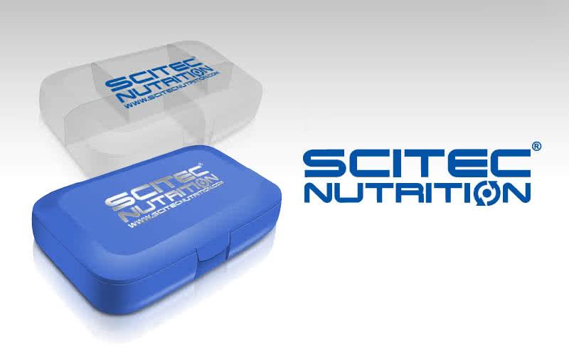 Scitec Nutrition Škatlica za tablete