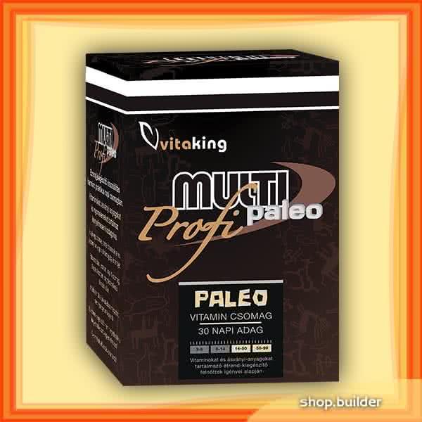 VitaKing Multi Paleo Profi 30 pak.