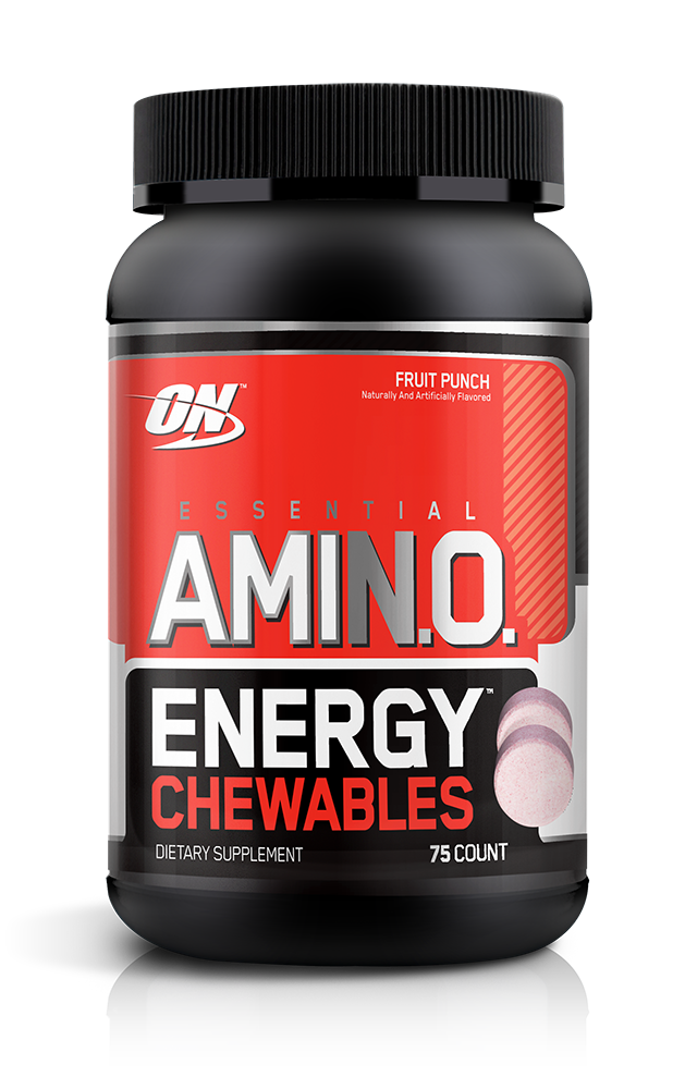 Optimum Nutrition Amino Energy Chewables 75 žvečilnih tablet