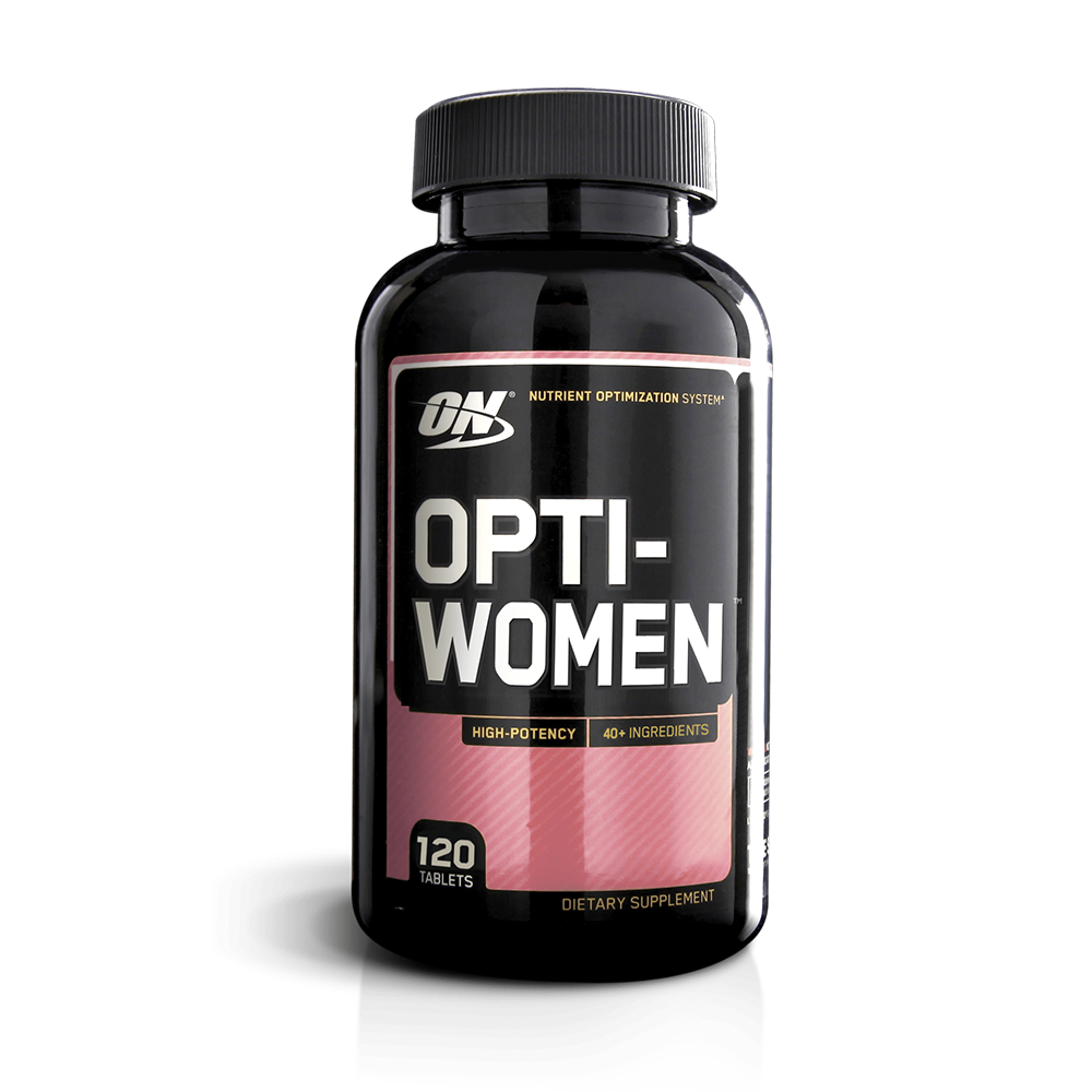 Optimum Nutrition Opti-Women 120 kap.
