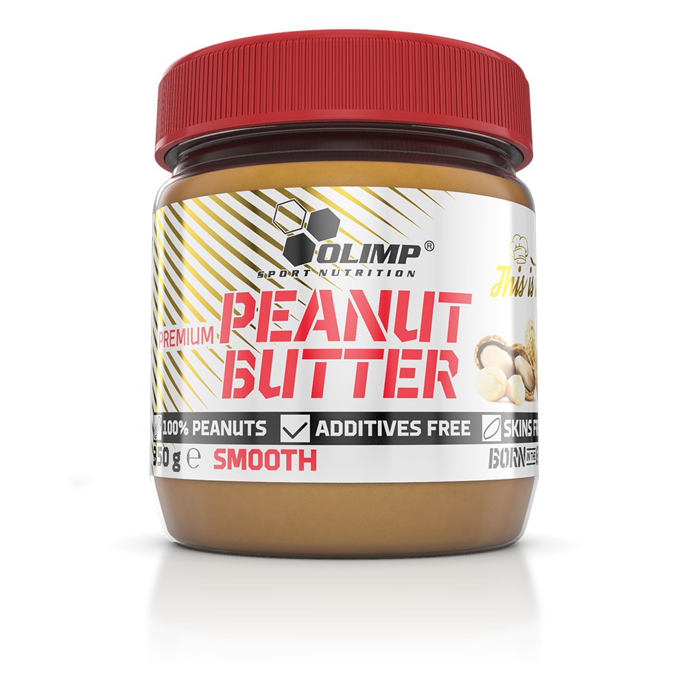 Olimp Sport Nutrition Premium Peanut Butter 350 gr.
