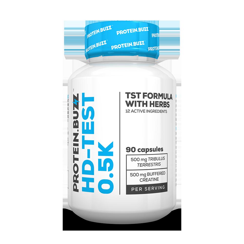Protein Buzz HD-Test 0.5K 90 kap.