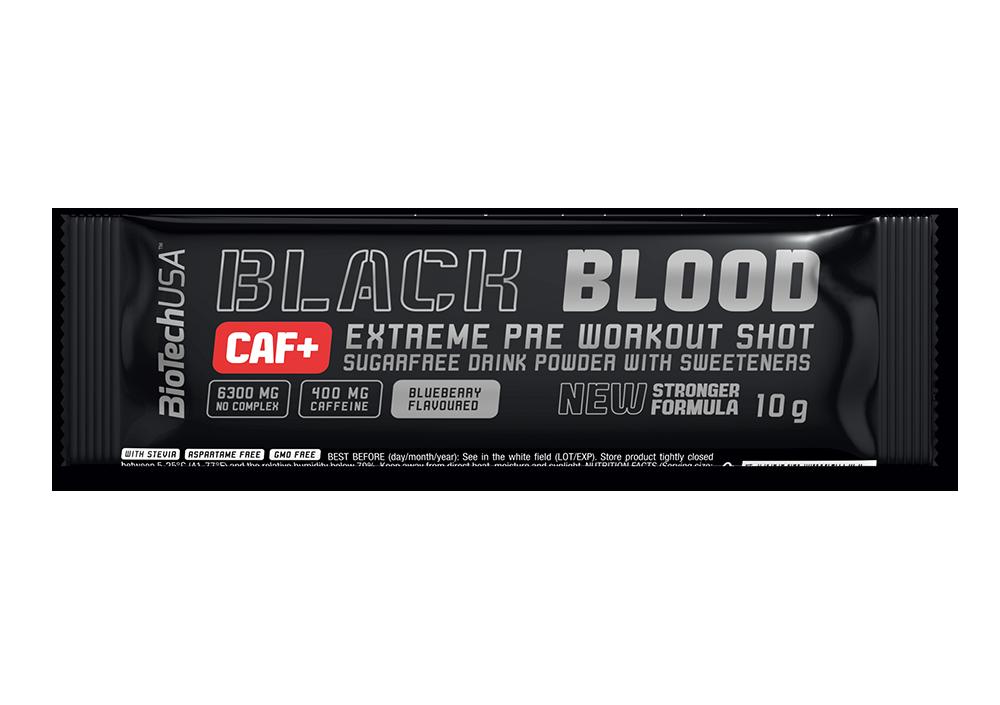 BioTech USA Black Blood CAF+ 10 gr.
