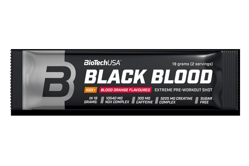 BioTech USA Black Blood NOX+ 19 gr.