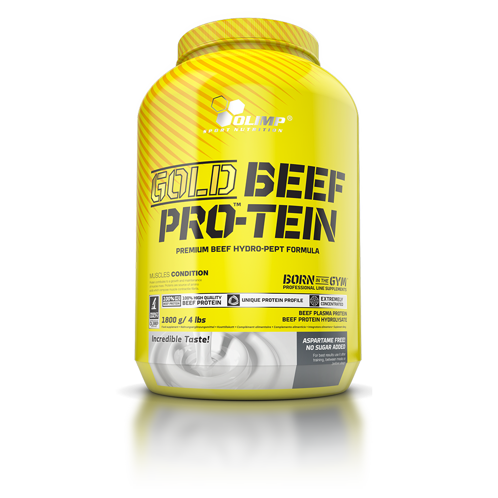 Olimp Sport Nutrition Gold Beef Pro-Tein 1,8 kg