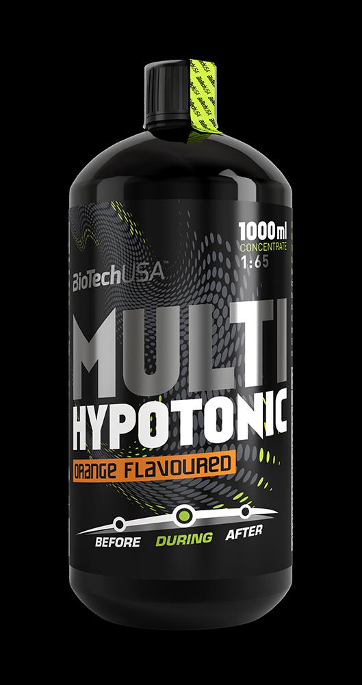 BioTech USA Multi Hypotonic Drink 1 lit.