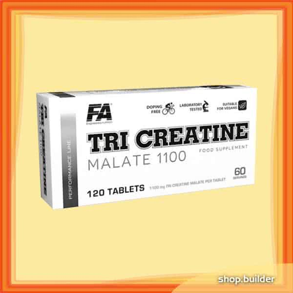 Fitness Authority Tri-Creatine Malate 1100 120 tab.