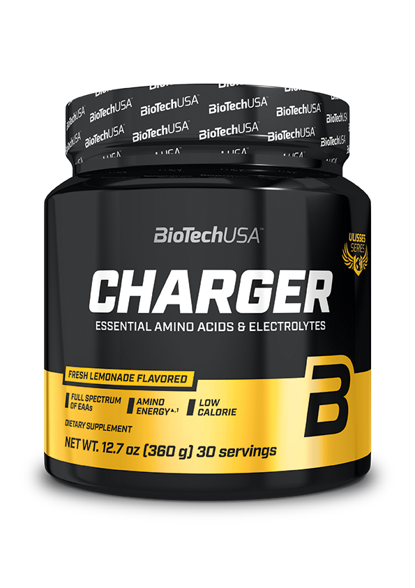 BioTech USA Ulisses Charger 360 gr.