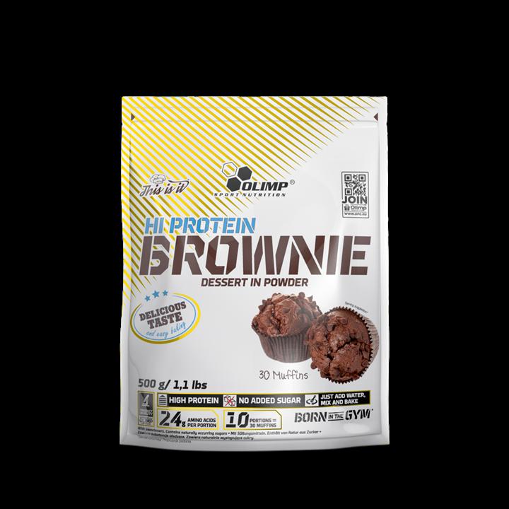 Olimp Sport Nutrition Hi Protein Brownie 0,5 kg