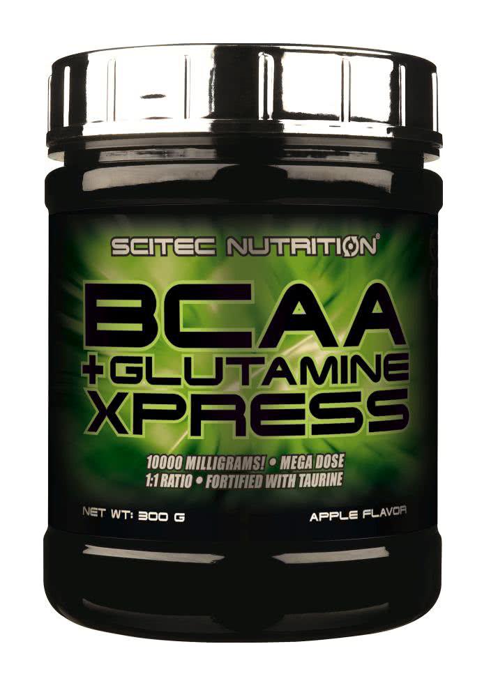 Scitec Nutrition BCAA + Glutamine Xpress 300 gr.