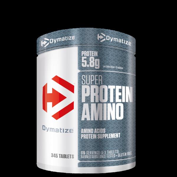 Dymatize Super Protein Amino Caps 345 kap.