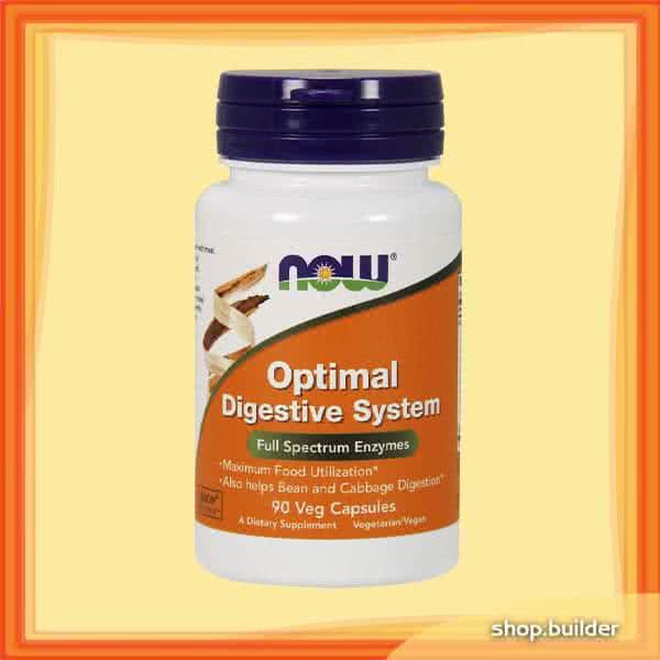 Now Foods Optimal Digestive System 90 kap.