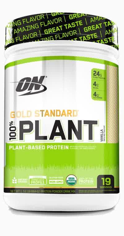 Optimum Nutrition Gold Standard 100% Plant Protein 0,684 kg