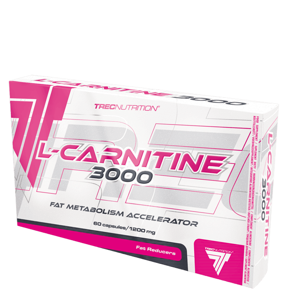 Trec Nutrition L-Carnitine 3000 Caps 60 kap.
