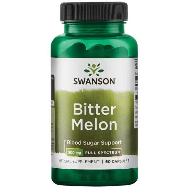 Swanson Bitter Melon 60 kap.