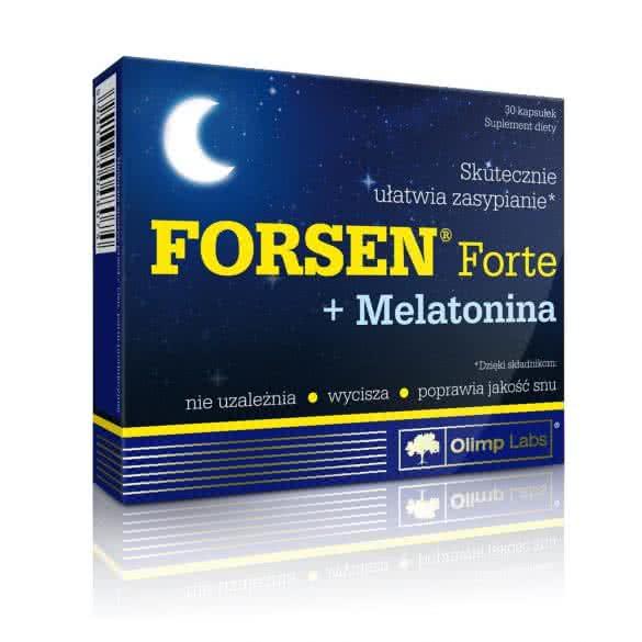 Olimp Sport Nutrition Forsen Forte 30 kap.