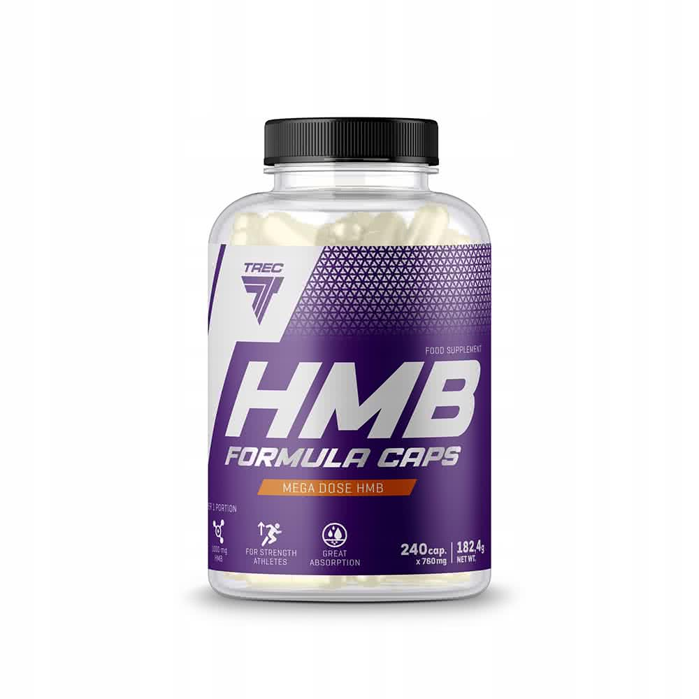 Trec Nutrition HMB Formula 240 kap.