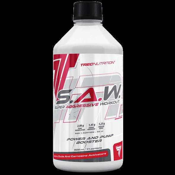Trec Nutrition S.A.W. Shot 0,5 lit.