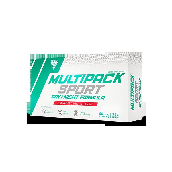 Trec Nutrition Multipack Sport - Day / Night Formula 60 kap.