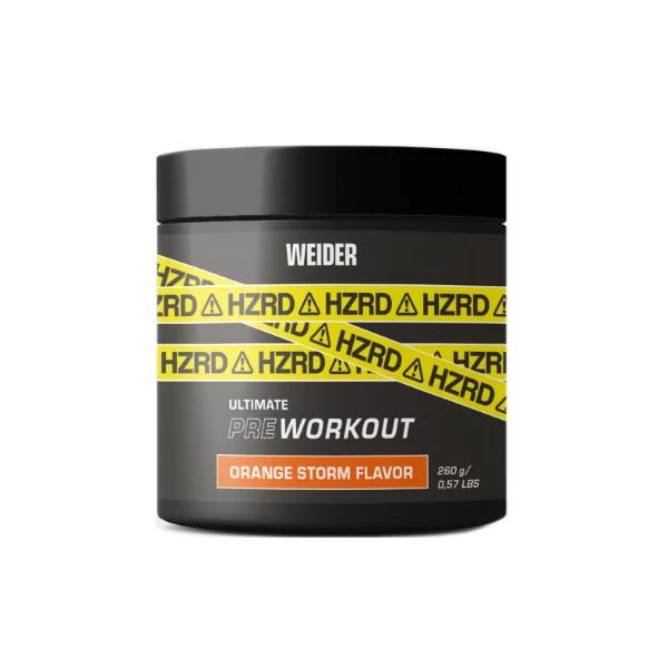 Weider Nutrition HZRD Powder 260 gr.