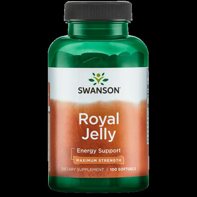 Swanson Royal Jelly 100 kap.