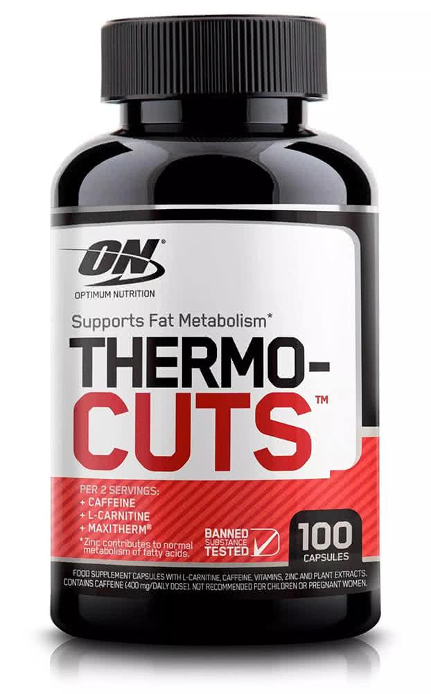 Optimum Nutrition Thermo Cuts 100 kap.