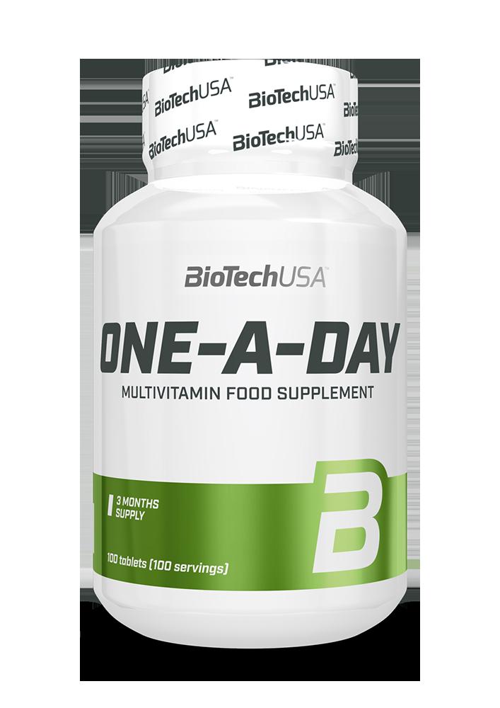 BioTech USA One-A-Day 100 tab.