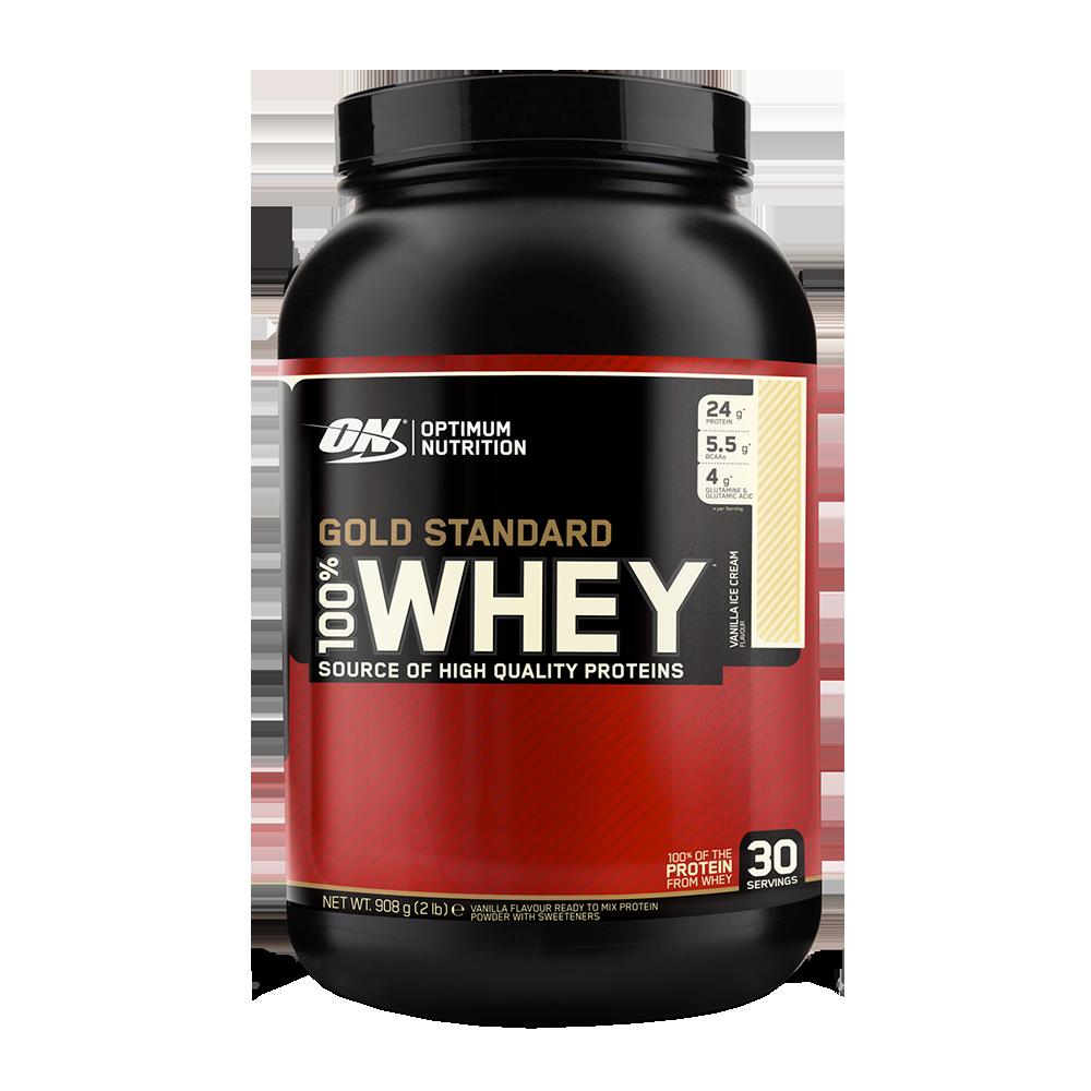 Optimum Nutrition 100% Whey Protein Gold Standard 0,908 kg